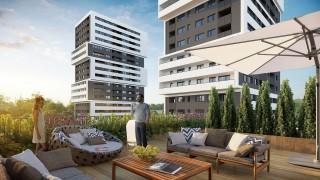 Aura Towers w Bydgoszczy - wizualizacja