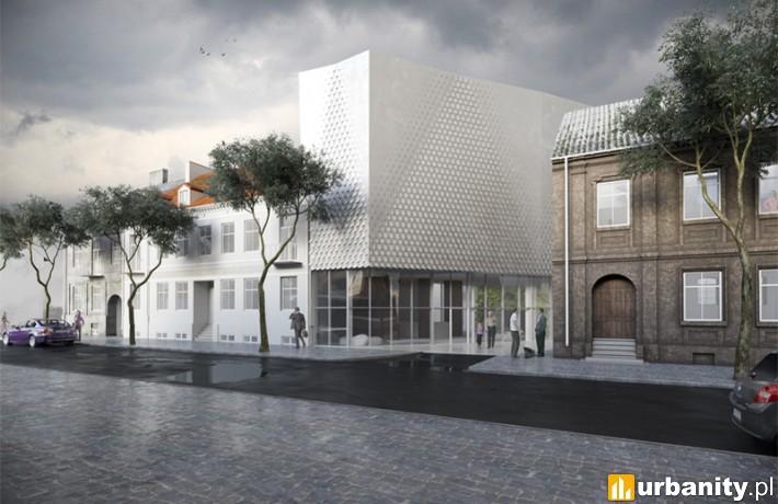 Płocka Galeria Sztuki - koncepcja architektoniczny biura Proarchitektura