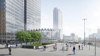 Projekt nowej warszawskiej Rotundy