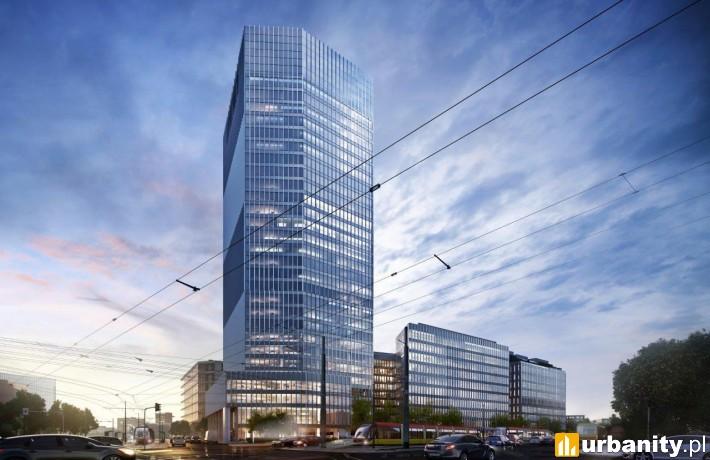 Kompleks biurowy Spark w Warszawie