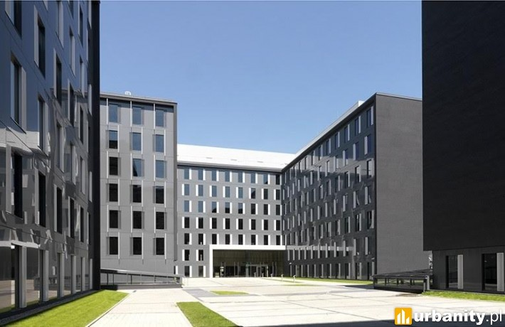 II etap łódzkiego kompleksu University Business Park