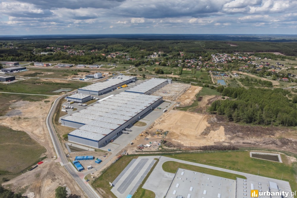 Accolade dzięki rozbudowie parku biznesowego w Zielonej Górze stworzy nowe miejsca pracy
