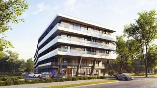W Kołobrzegu powstaje ekskluzywny apartamentowiec Baltic Marina Residence