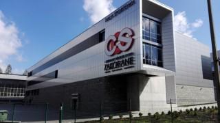 Ukończona Hala Centralnego Ośrodka Sportu w Zakopanem