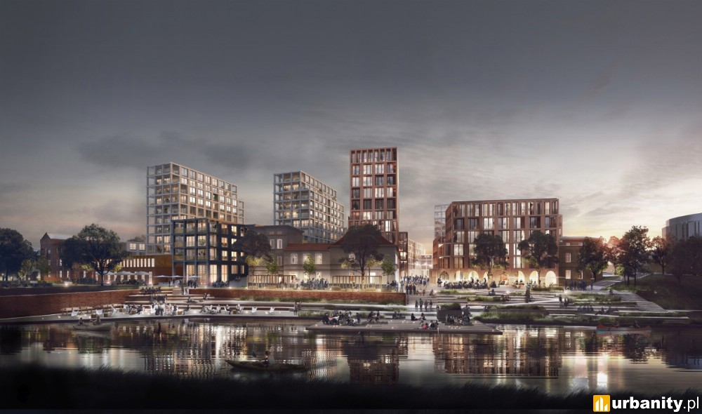Nowy Port odmieni 2 ha działkę w centrum Bydgoszczy