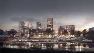 Projekt inwestycji Nowy Port w Bydgoszczy