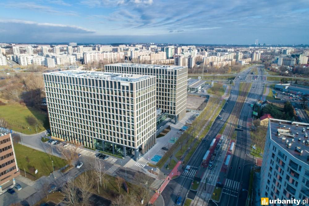 Nowoczesny i ekologiczny biurowiec w Krakowie w portfelu Globalworth