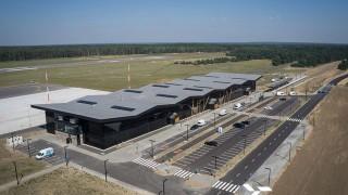 Oddano do użytku Port Lotniczy Olsztyn-Mazury