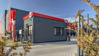 Magazyn w Rzeszowie dla producenta tworzyw konstrukcyjnych