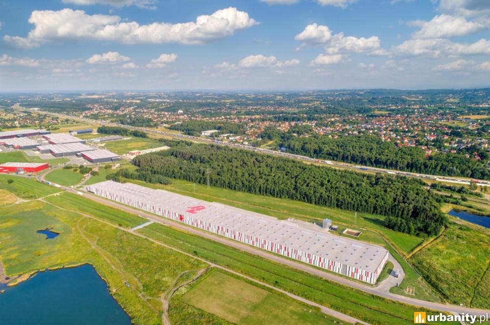 Nowy magazyn w ramach największego parku logistycznego 7R pod Krakowem