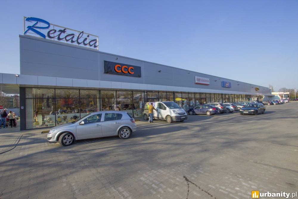 Newbridge kupuje centrum handlowe w Grodzisku Mazowieckim