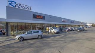 Centrum handlowe w Grodzisku Mazowieckim