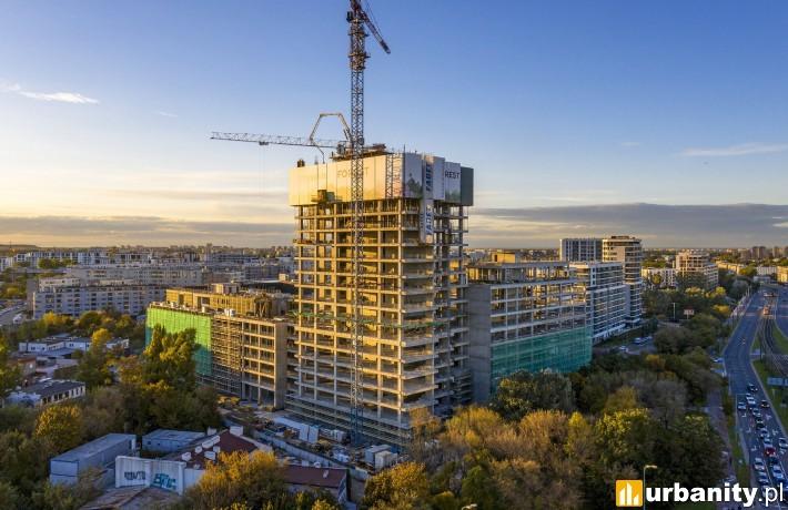 Realizacja kompleksu Forest - listopad 2020 r.