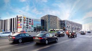 Galeria Warmińska w Olsztynie została oddana do użytku we wrześniu 2014 roku