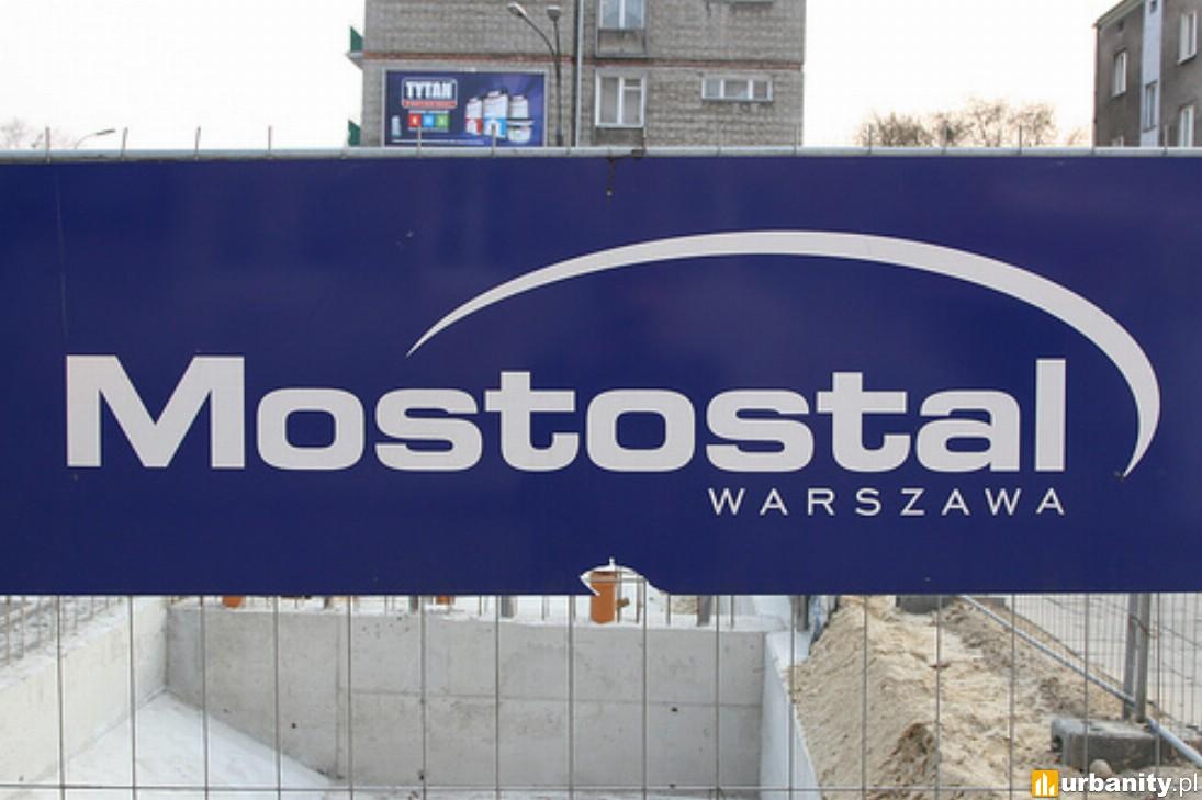 Budowa obwodnicy Opalenicy dla Mostostalu Warszawa