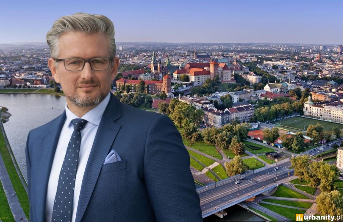 Nadal wysoki popyt na biura w Krakowie