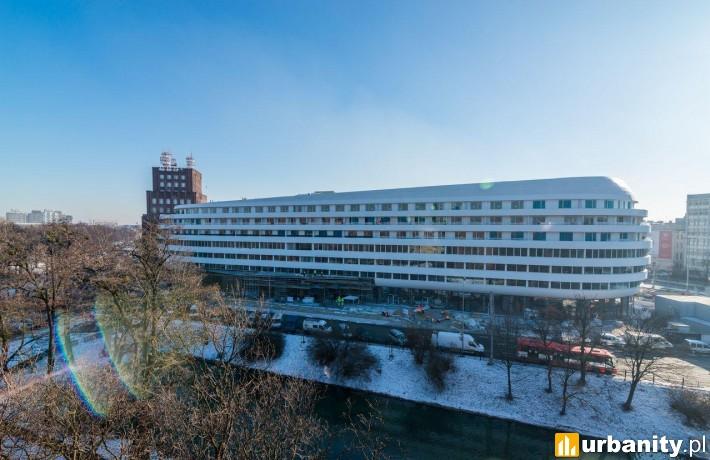 Postęp prac na budowie OVO Wrocław
