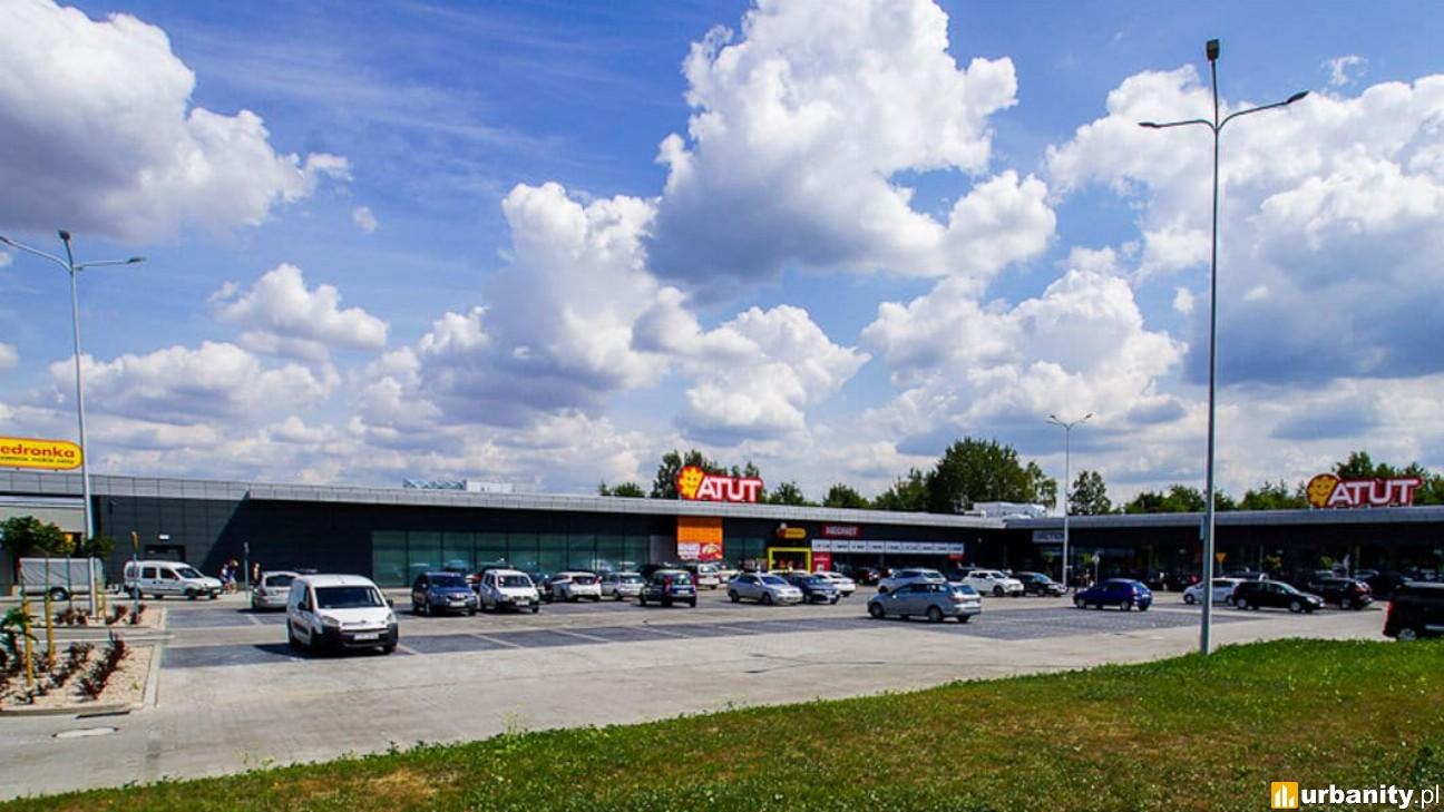 Otwarcie centrum handlowego Atut Bełchatów