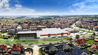 Kolejny etap budowy Centrum Kowale