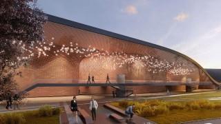 Centrum Muzyki w Krakowie - zwycięski projekt