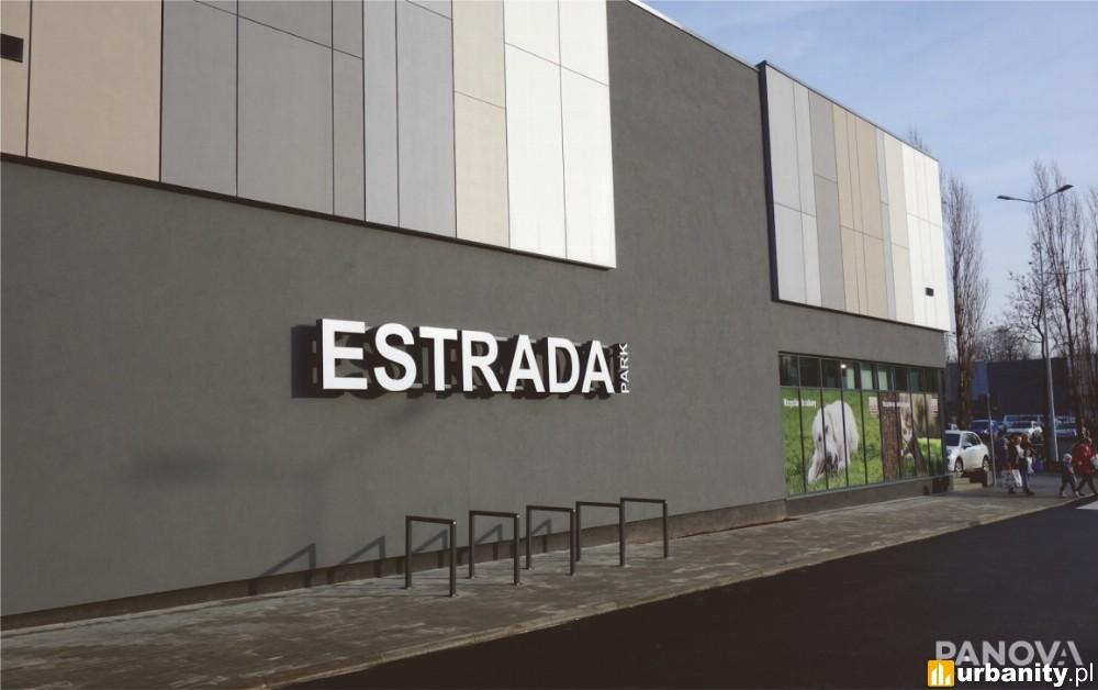 Otwarcie parku handlowego Estrada w Zielonej Górze