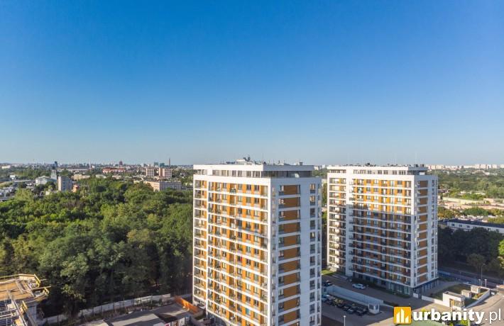 Gotowe budynki osiedla Red Park w Poznaniu