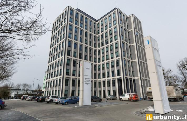 Symetris Business Park w Łodzi