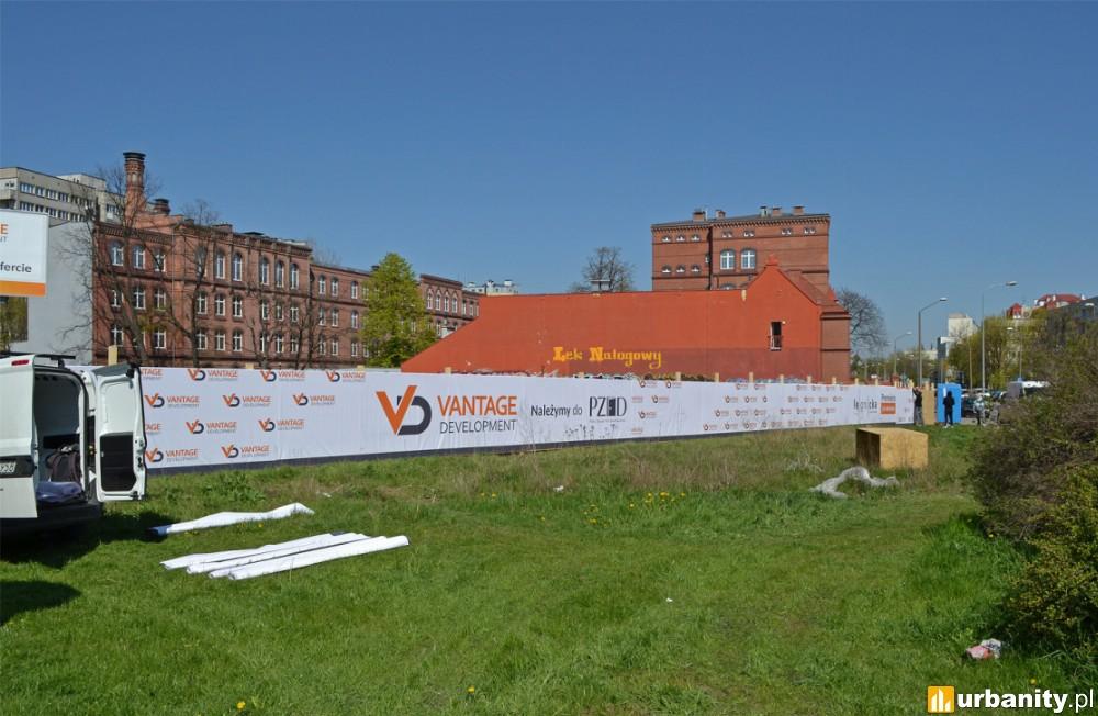 Vantage Development startuje z realizacją projektu przy Legnickiej 33