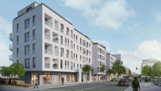 Projekt Apartamentów Esencja w Poznaniu