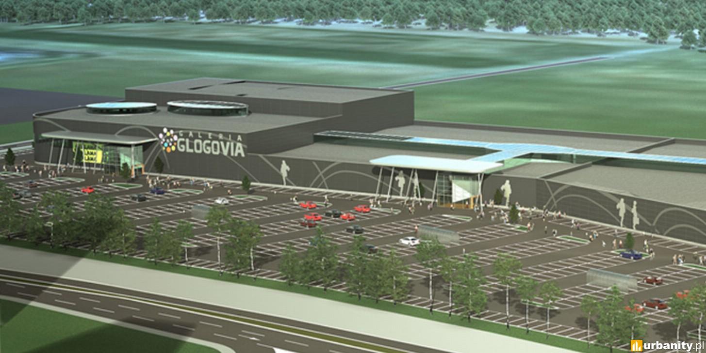 W Głogowie trwa budowa kolejnej galerii handlowej