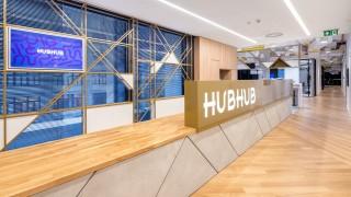 Przestrzeń coworkingowa HubHub