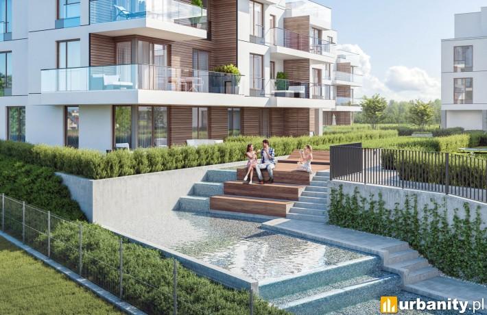Projekt inwestycji Nadmorski Park w Gdańsku