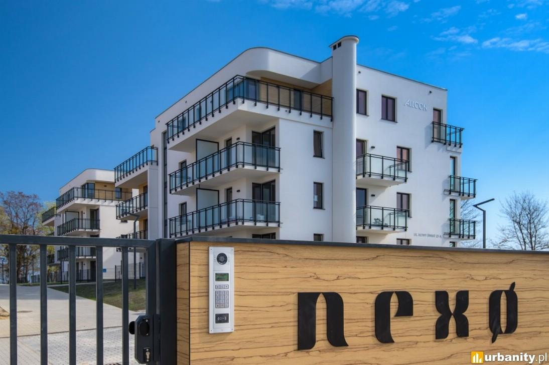 Gotowy I etap apartamentów na Klifie nad Zatoką Pucką