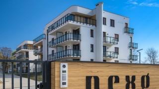 Nexo Apartamenty na Klifie w Pucku - I etap