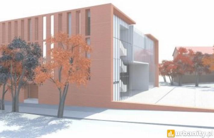 Projekt nowej siedziby Sądu Apelacyjnego w Poznaniu
