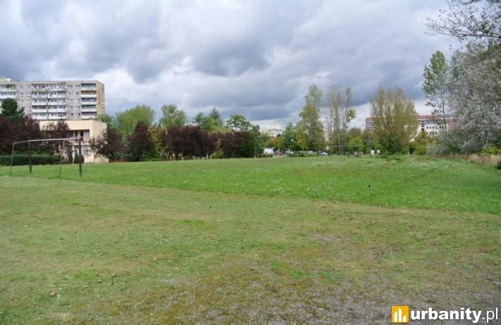 Działka przy Bardowskiego w Katowicach