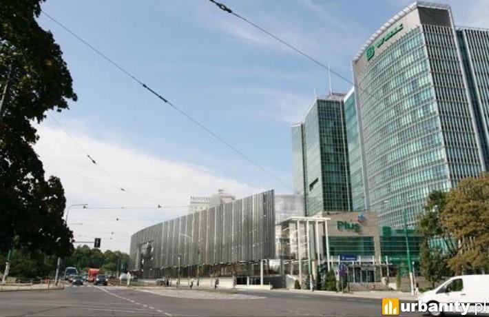 Wizualizacja Andersia Business Centre w Poznaniu
