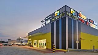 Centrum handlowe Karuzela w Lublińcu