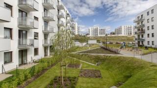 6100 rodzin w 33 budynkach. Robyg kończy osiedle w Gdańsku
