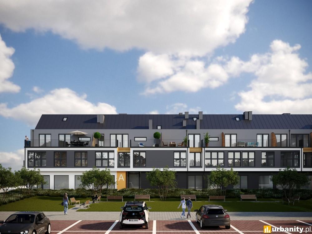 Nowa podpoznańska inwestycja mieszkaniowa od Fludra
