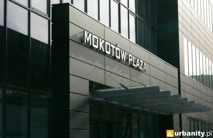 Biurowiec Mokotów Plaza w Warszawie