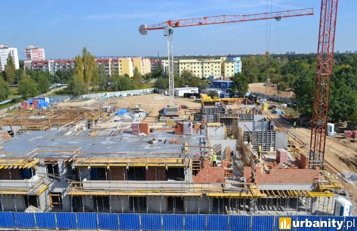 Postęp prac na budowie III etapu osiedla Nowe Ogrody