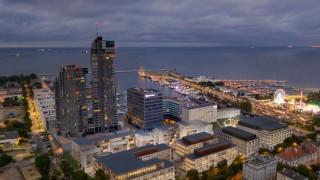Waterfront Gdynia II - wizualizacja