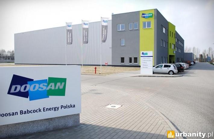Hala Doosan Babcock Energy Polska