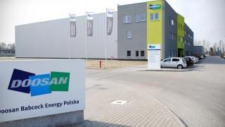Nowa hala dla firmy Doosan Babcock Energy Polska w Rybniku