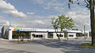Park handlowy Karuzela w Zduńskiej Woli - wizualizacja
