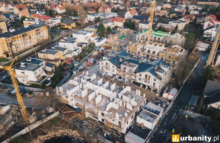 Nova Stoczniova - postęp prac na luty 2020 r