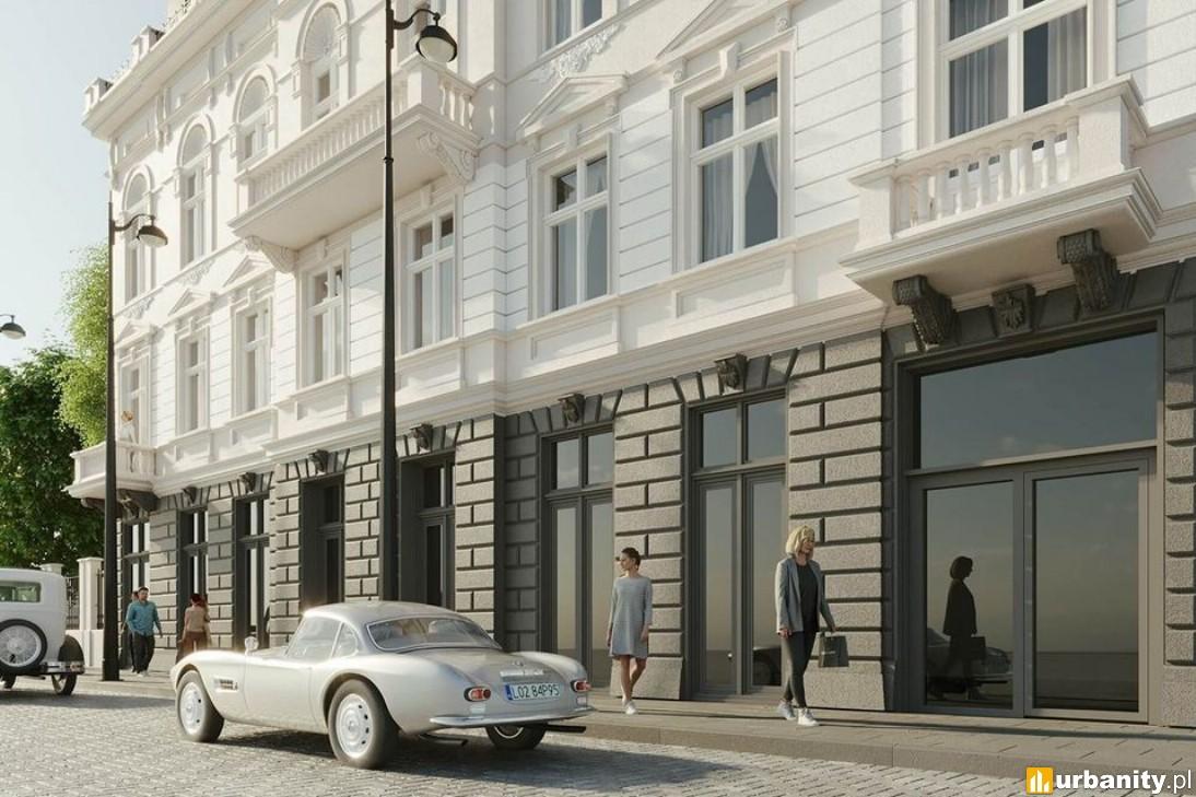 Zabytkowa kamienica w Łodzi stanie się aparthotelem