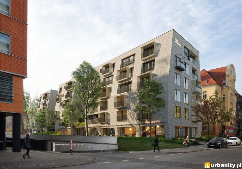 W ścisłym centrum Poznania powstanie nowa inwestycja mieszkaniowa