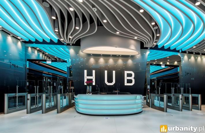 The Warsaw HUB hol recepcyjny